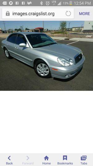05 Hyundai Sonata for Sale in Laveen Village, AZ