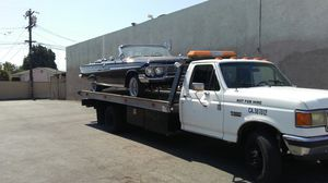 1990 Ford F450 towtruck for Sale in E RNCHO DMNGZ, CA