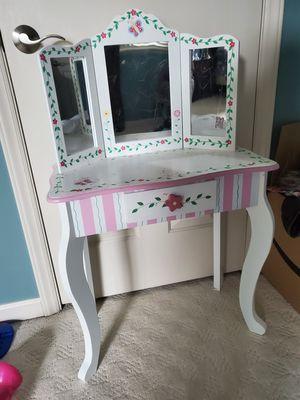 Girls vanity for Sale in Johnson City, TN