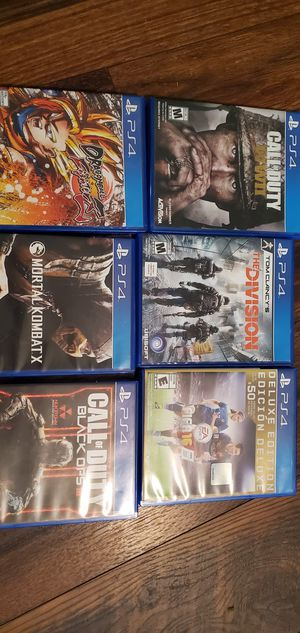 Ps4 games for Sale in Nashville, TN