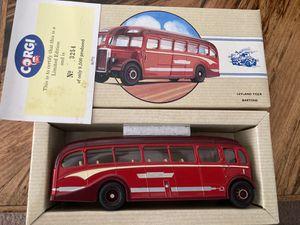 Corgi Leyland Tigers Barton Bus for Sale in Charlotte, NC