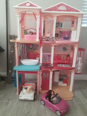 Barbie house's for Sale in Moreno Valley, CA