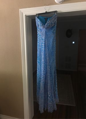 Laundry strapless dress size 2 new for Sale in Tuscola, TX