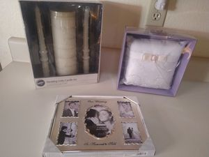New Wedding items for Sale in Peoria, AZ