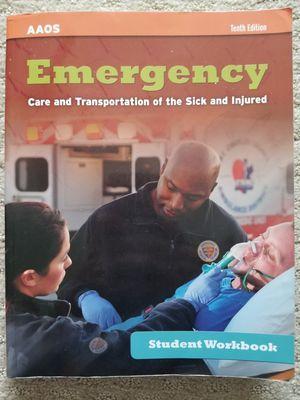 EMT BOOKS FOR SALE!!! for Sale in Roseville, CA