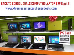 Back To School Deals ! Computer Laptop $99 Each for Sale in Kennedale, TX