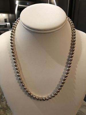 Tiffany & Co. Beaded Strand Necklace for Sale in Orange, CA