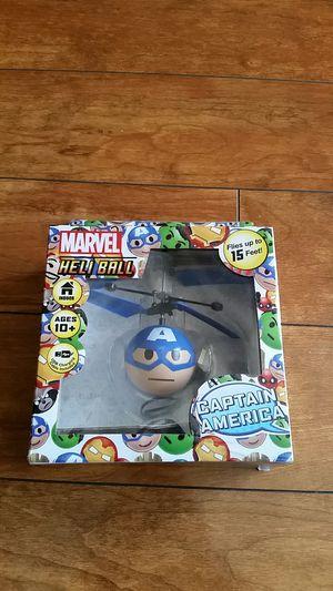 Marvel Heli Ball Captain America for Sale in Spring Hill, FL