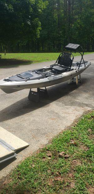 ATAK 140 fishing kayak for Sale in Beaverdam, VA