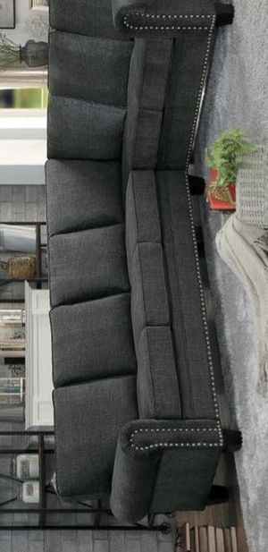 XY.Cornelia Dark Gray Sectional for Sale in Jessup, MD
