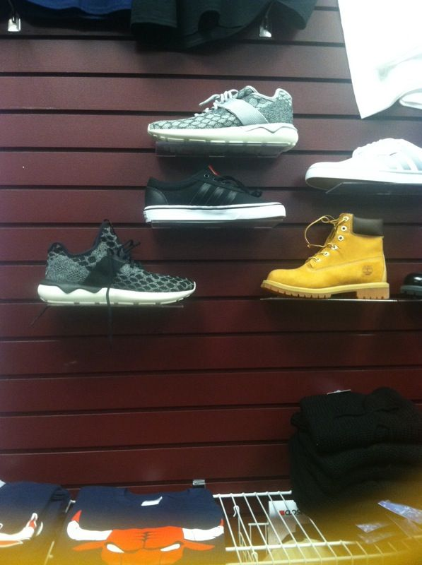 Name brand shoes selling for cheaper than the stores
