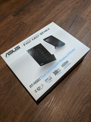 ASUS RT-N56U dual-band router for Sale in Austin, TX