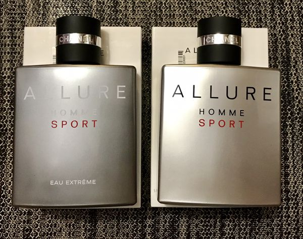 Chanel ALLURE HOMME SPORT SET