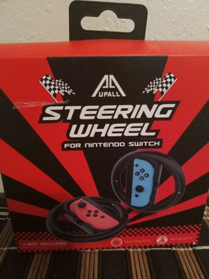 Steering wheel for Nintendo switch for Sale in Houston, TX