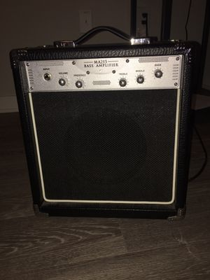 Guitar amp for Sale in Lubbock, TX