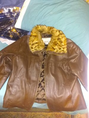 Wilson leather women's coat for Sale in Cleveland, OH