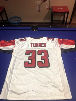 Michael Turner Atlanta Falcons jersey for Sale in Waynesville, MO