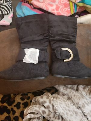 Toddler girls boots size 5 brand new for Sale in Independence, MO
