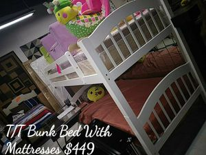Brand new bunk bed for sale $449 for Sale in Phoenix, AZ