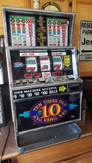 Slot machine IGT Ten Times pay for Sale in Oakley, CA