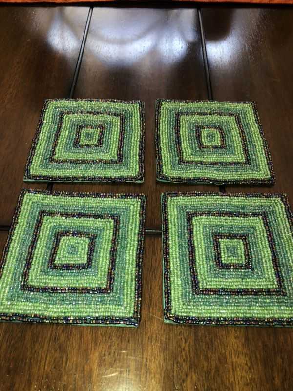 Beaded Coasters For Sale In Wake Forest Nc Offerup