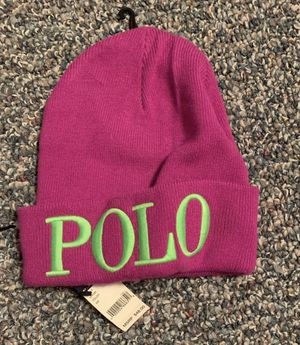 Polo beanie for Sale in Fall River, MA