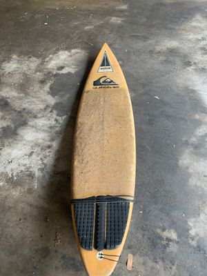 Yellow Quicksliver Surfboard for Sale in Garden Grove, CA