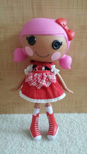 Lalaloopsy Scarlet Riding Hood - Full Size for Sale in Saint Petersburg, FL
