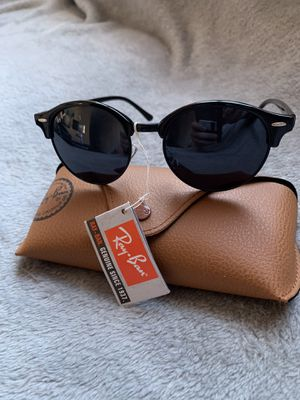 Rounded Metals Black Sunglasses for Sale in Santa Clara, CA