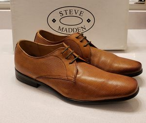 Steve Madden size 9.5 Men's Oxford, great condition. Worn only once. for Sale in Gaithersburg, MD