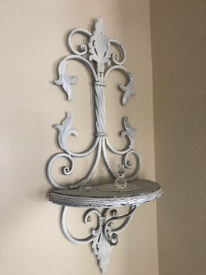 Ornate wall shelf for Sale in Burleson, TX