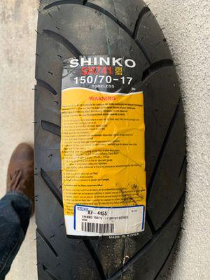 Shinko SR741 150/70-17 (Brand New) for Sale in Bellflower, CA