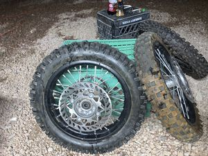 Pit bike rims for Sale in Tempe, AZ