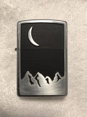 "2000 Marlboro ""Moon Over Mountains"" Zippo Lighter for Sale in La Mesa, CA"