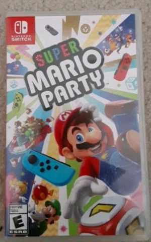 Mario Party for Sale in NO POTOMAC, MD