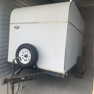 Enclosed Trailer Package W/ Jumpers & Generator for Sale in North Las Vegas, NV