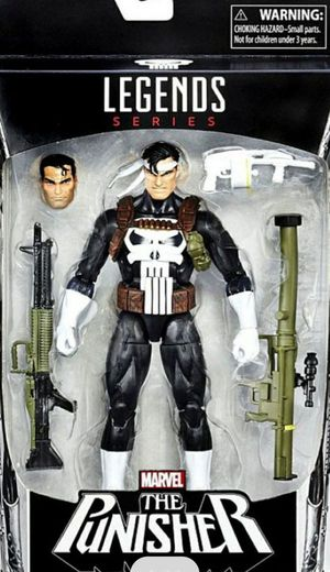 New Marvel Legends The Punisher Exclusive Action Figure. for Sale in Apopka, FL