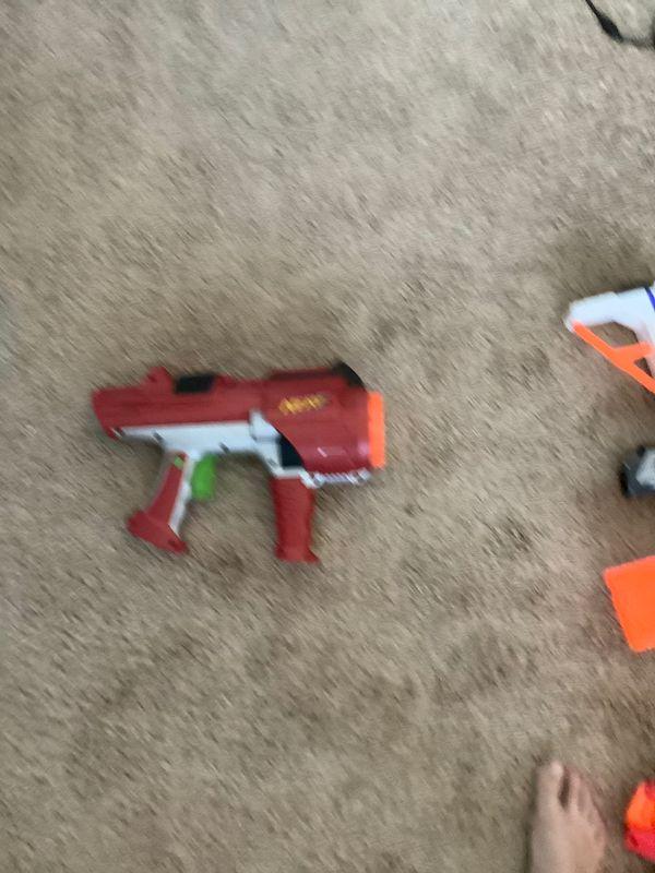 Nerf gun old
