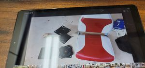 Boat seat.like new.have base.$70 for Sale in Peoria, AZ