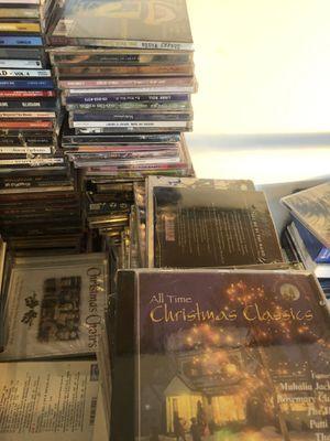 Box of Mixed CDs (175 -200 in box) for Sale in Atlanta, GA