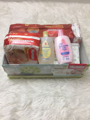 Huggies Newborn Gift Box for Sale in Nashville, TN