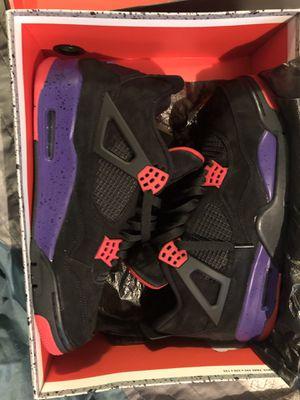 Raptor 4s Jordan for Sale in Dallas, TX