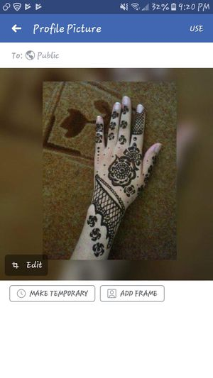 Get henna designs on your hand 😍 only for females for Sale in Woburn, MA