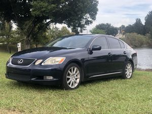 2006 Lexus gs300 financing available for Sale in Haines City, FL