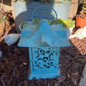Cast Iron Lantern for Sale in Campbell, CA