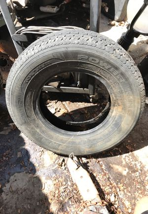 225/75r15 trailer tire for Sale in Aurora, CO