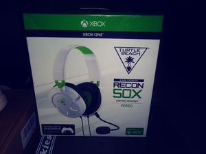 Xbox one headset for Sale in Philadelphia, PA