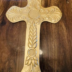 """Cultivating Gold Cross"" for Sale in Galveston, TX"