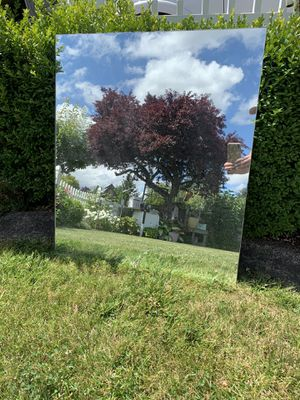 """Pair of Mirrors 24""""x18""""x 1:4"""" thick for Sale in Puyallup, WA"""