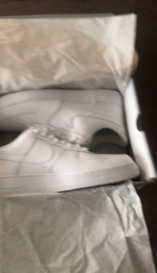 Nike Air Force 1 '07 White Mens 14